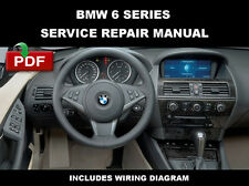 2004 - 2010 BMW E63 E64 645Ci 650i SERVICE REPAIR WORKSHOP MAINTENANCE MANUAL