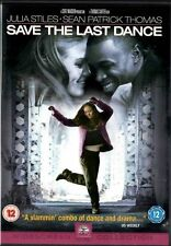 Save The Last Dance DVD 2001