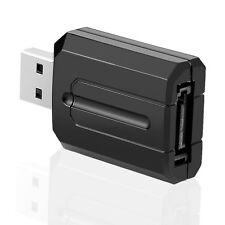 USB 3.0 to SATA Connector Bridge Adapter Converter 5Gbps for Hard Disk Win7 Mac