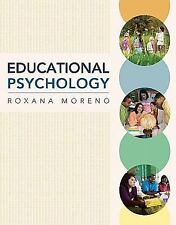 Educational Psychology by Roxana Moreno 1st Edition