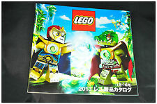Lego Japan 2013 Jan~Jun Catalogue 64 pages Rare Japanese version Star wars chima