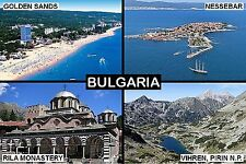 SOUVENIR FRIDGE MAGNET of BULGARIA