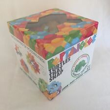 Reptangles Turtles That Snap 24 pc NEW Geometry Fat Brain Toy Co.