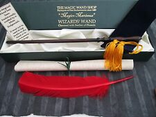 Traditional Phoenix Feather Wooden Magic Wand wizard/witch Harry Potter style