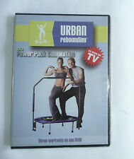Urban Rebounding J.B.'s Power Pack Compilation * As Seen On TV * DVD  NEW