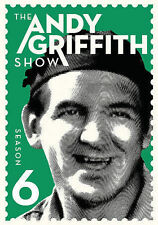 The Andy Griffith Show - The Complete Sixth Season 6 (DVD, 2015, 5-Disc Set)