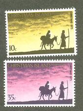 Christmas Island-Christmas 1975 (61/2) mnh