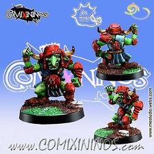 Fantasy Football - Goblins/Underworld GOBLIN nº 12 for Blood Bowl - Meiko