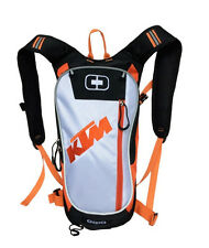 New KTM Sport Hydration Outdoor Hiking Water Backpack Running Cycling Drink Bag