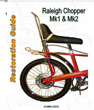 "RALEIGH CHOPPER ""HOW TO"" RESTORATION BOOK"