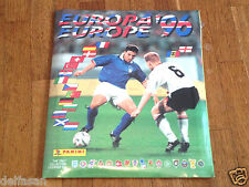 Album figurine PANINI EURO 96 SIGILLATO FACTORY SEALED complete set cromo em wm
