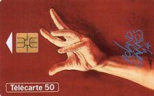 TELECARTE PUBLIQUE F465A / ROLAND GARROS / SN° / COTE 80 EUROS / LUXE