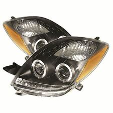 Spyder Projector Headlights, Fits Toyota Yaris 06-08 2DR
