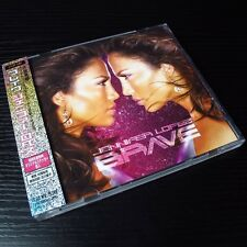 Jennifer Lopez - Brave JAPAN CD+1 Bonus Track+Sticker W/OBI Mint #114-1