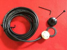 """NMO MOUNT 3/4"""" High Frequency Antenna Mount Up To 1.5GHz & 800 MHz Whip"""