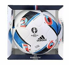 Match ball adidas Beau jeu [uefa em 2016 Francia] omb fútbol OVP Alemania