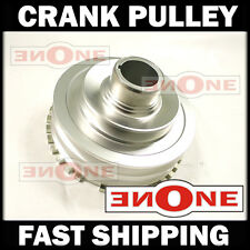 MK1 CRANK PULLEY WITH EDIS TRIGGER WHEEL STARION SILVER
