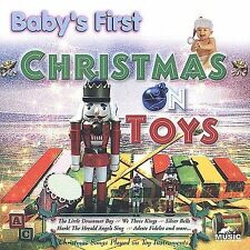 Baby's First: Christmas on Toys Music Developing Mind Audio CD