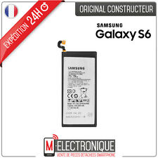 Batterie interne 3.85V 2550mAh Original Samsung Galaxy S6 G920