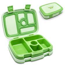 NEW Bentgo Leak-Proof Bento Styled Children's Lunch Box - Green