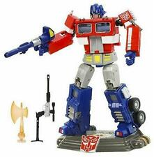 20th Anniversary OPTIMUS PRIME Transformers Robots In Disguise DVD Edition seal