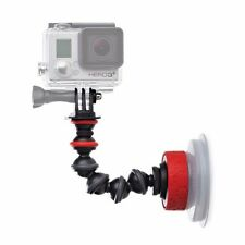 JOBY Suction Cup & GorillaPod Arm Designed for GoPro, Contour, Action Camera