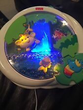 Fisher Price Rainforest Light & Sound & Motion Crib Soother