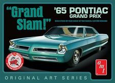 AMT 1:25 1965 Pontiac Grand Prix Grand Slam Model Kit AMT990