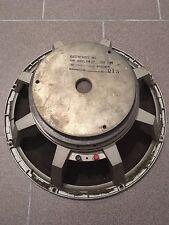 Electro Voice EVM 15B 15 Zoll PA/Gitarren Basslautsprecher 200 Watt zum Reconen