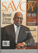 SAVOY Magazine SPRING 2014, TOP 100 MOST INFLUENTIAL BLACKS IN CORPORATE AMERICA