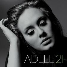 ADELE - 21 - (Limited Edition +Bonustracks)   - CD NEU