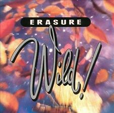 "NEW SEALED ""Erasure"" Wild Cassette Tapes  (G)"