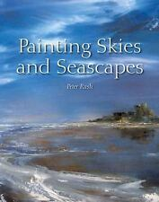 Painting Skies and Seascapes, Rush, Peter, New Books