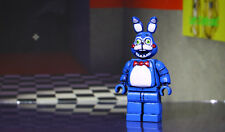 Custom lego figurine [inspiré par toy bonnie FNAF five nights at freddys]