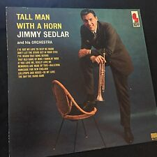 White Label Mono Promo Jimmy Sedlar Tall Man with a Horn Kapp 1964 Trumpet