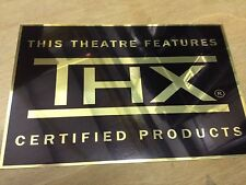THX Cinema Sign