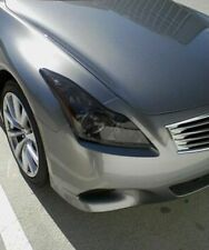 08-13 PRECUT SMOKE TINT COVER SMOKED OVERLAYS FOR G37 COUPE HEAD LIGHT