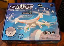 New DRONE EXPLORATION SYMA CX5 2.4G Remote Control Quadcopter with HD Camera