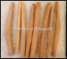 RAW SANDAL WOOD CHANDAN MYSORE INDIA TILAK PUJA RITUAL HINDU WICCA  PAGAN MAGIC