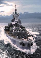 HMS HOWE-main fini, édition limitée (25)