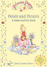 NEW  - PRINCESS POPPY - PETALS and PICNICS   ACTIVITY BOOK