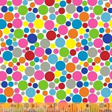 .COM By Whistler Studio, F/Q or YRD cotton quilting fabric