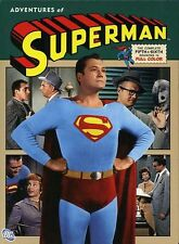 Adventures of Superman: The Complete 5th and 6t (DVD Used Very Good) Seasons 5-6
