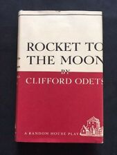 ROCKET TO THE MOON, A ROMANCE IN THREE ACTS - FIRST EDITION BY CLIFFORD ODETS