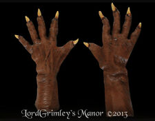 Werewolf Arms Gloves Halloween Costume Prop Horror Lycan Monster