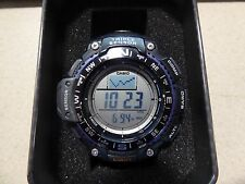 Casio SGW1000-1A Men's Triple Sensor Sports Watch with Backlight Function