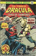 THE TOMB OF DRACULA n° 39 (Marvel / USA, 1975)