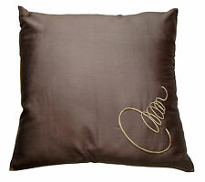 2 x 16'' 100% Thai Silk luxury cushion covers