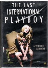 dvd - THE LAST INTERNATIONAL PLAYBOY
