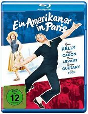Ein Amerikaner in Paris - Gene Kelly - Blu-Ray Disc - OVP - NEU